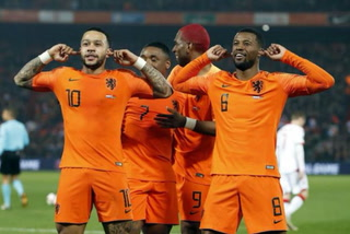 Holanda inicia camino a la Eurocopa con goleada en brillante partido de Depay