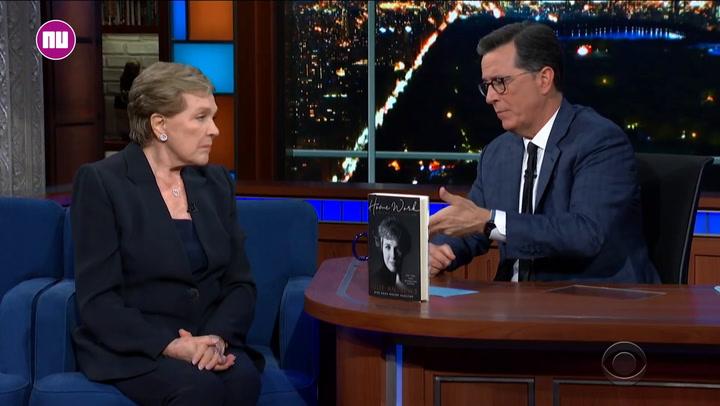 Therapie heeft volgens Julie Andrews haar leven gered