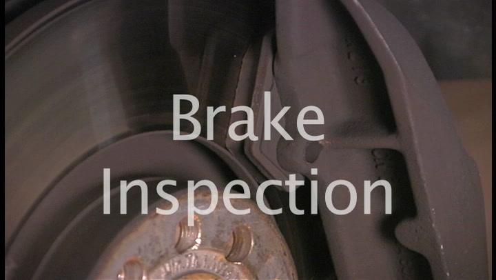 Brake Inspection- The American Garage