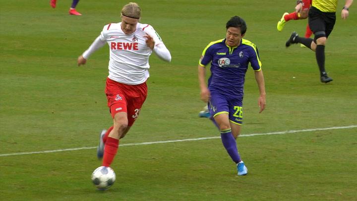 Highlights 1. FC Köln - SC Freiburg (2019 - 2020)