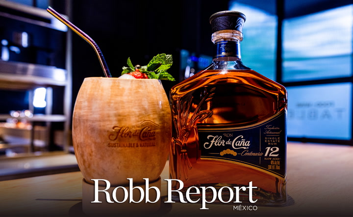 ¿Cómo catar y preparar bebidas con el mejor ron del mundo, Ron Flor de Caña?