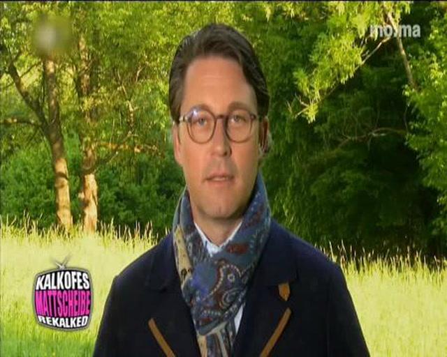 ZDF Morgenmagazin - Dunja Hayali & Andreas Scheuer CSU