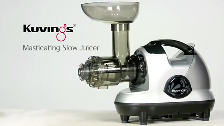 Preview image of Kuvings Masticating Slow Juicer video