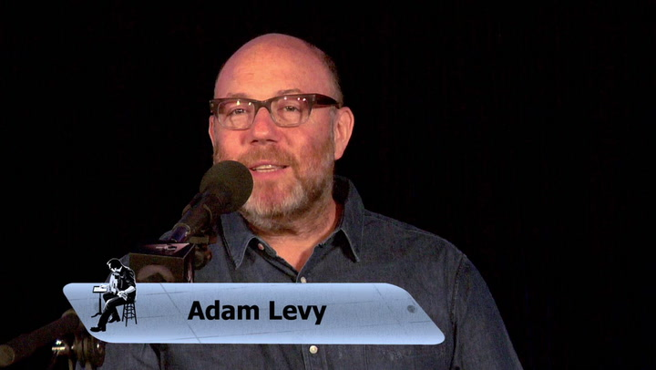 Adam Levy performs Porcelain Heart on The Jimmy Lloyd Songwriter Showcase