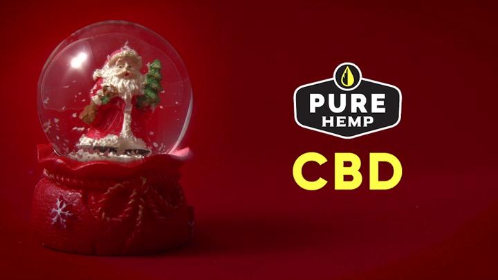 Dank City | Tommy Chong's 12 Days of Christmas | Pure Hemp CBD