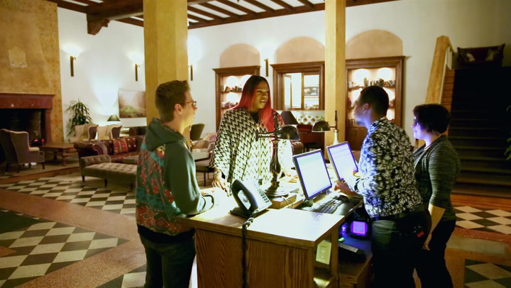 Big Freedia Checks In to L.A.'s Hotel Normandie