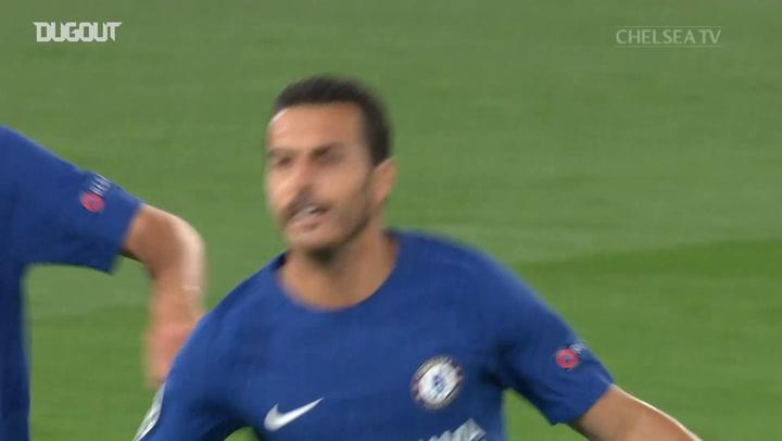 Chelsea's best Champions League group stage goals - Dugout