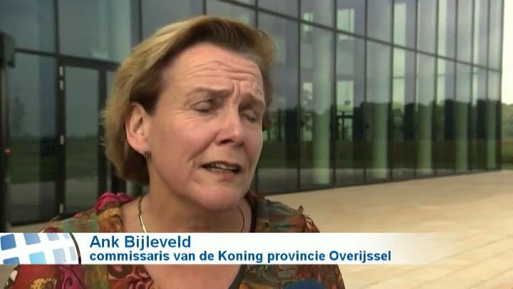 Video: Reactie Ank Bijleveld op vertrek burgemeester