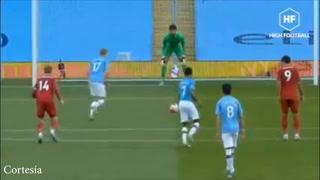 Manchester City golea 4-0 al Liverpool en la jornada 32 de Premier