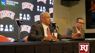 Menzies on state of UNLV's team