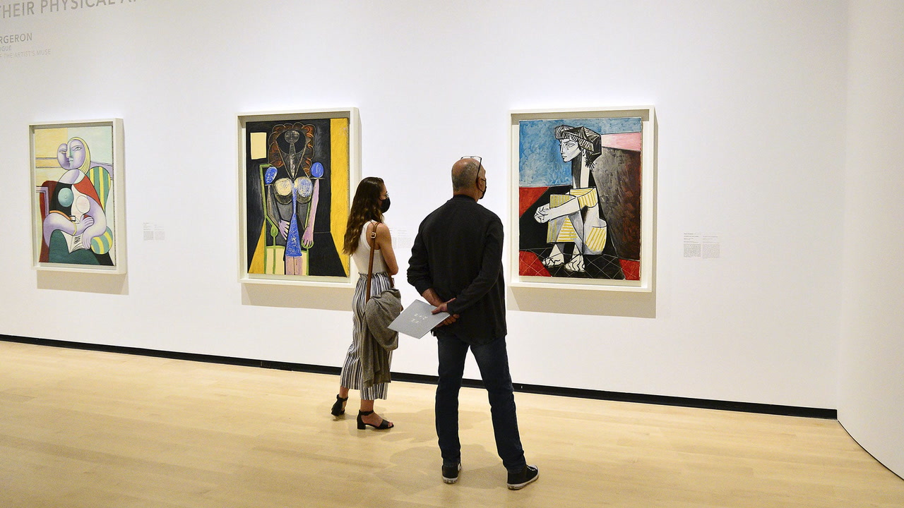 <em>Picasso</em>. <em>Figures.</em> débarque au Musée national des beaux-arts du Québec
