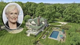 Glenn Close Lists NY Farmhouse She's Owned for Three Decades