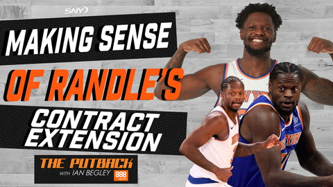 How should Knicks handle Julius Randle's contract this offseason?