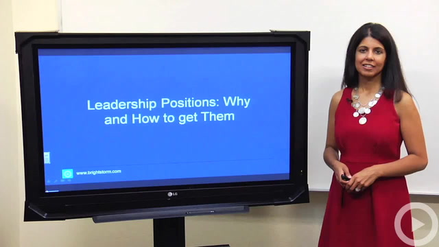 Why Does Leadership Matter in College Applications?