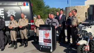 DUI Strike Team reaches 1,000 arrests in first year – VIDEO