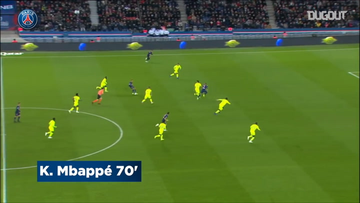 Goal Cam: Kylian Mbappé Vs Lille From All Angles