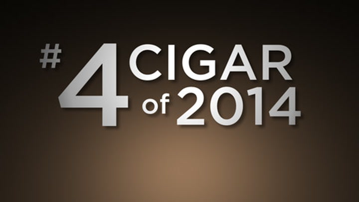 No. 4 Cigar of 2014
