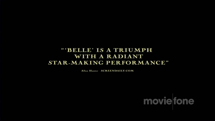 Belle - Trailer No. 1