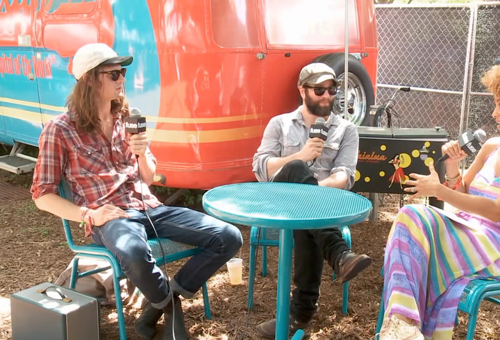 "Festivals: Austin City Limits 2013: Psych-Rockers Black Angels on 'Grand Theft Auto' Song, ""Black Grease"""
