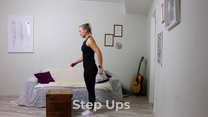 7. Step Ups