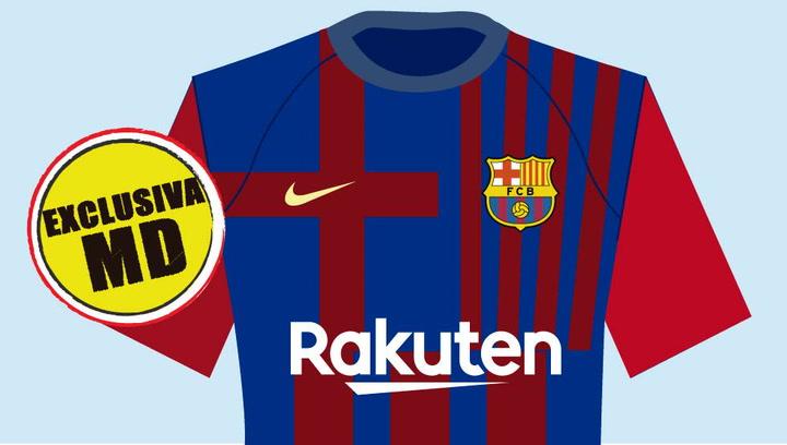 Las camisetas de la historia del Barça y la nueva equipación para la 2021-2022