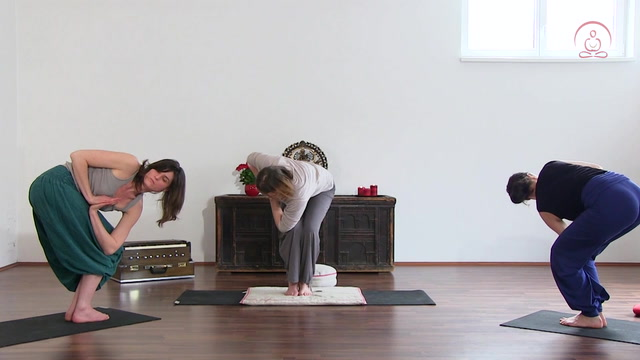 Sanftes Yoga für Samana Vayu