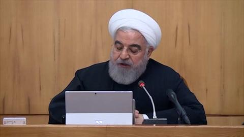 Presidente Rohani afirma que Irán derrotó