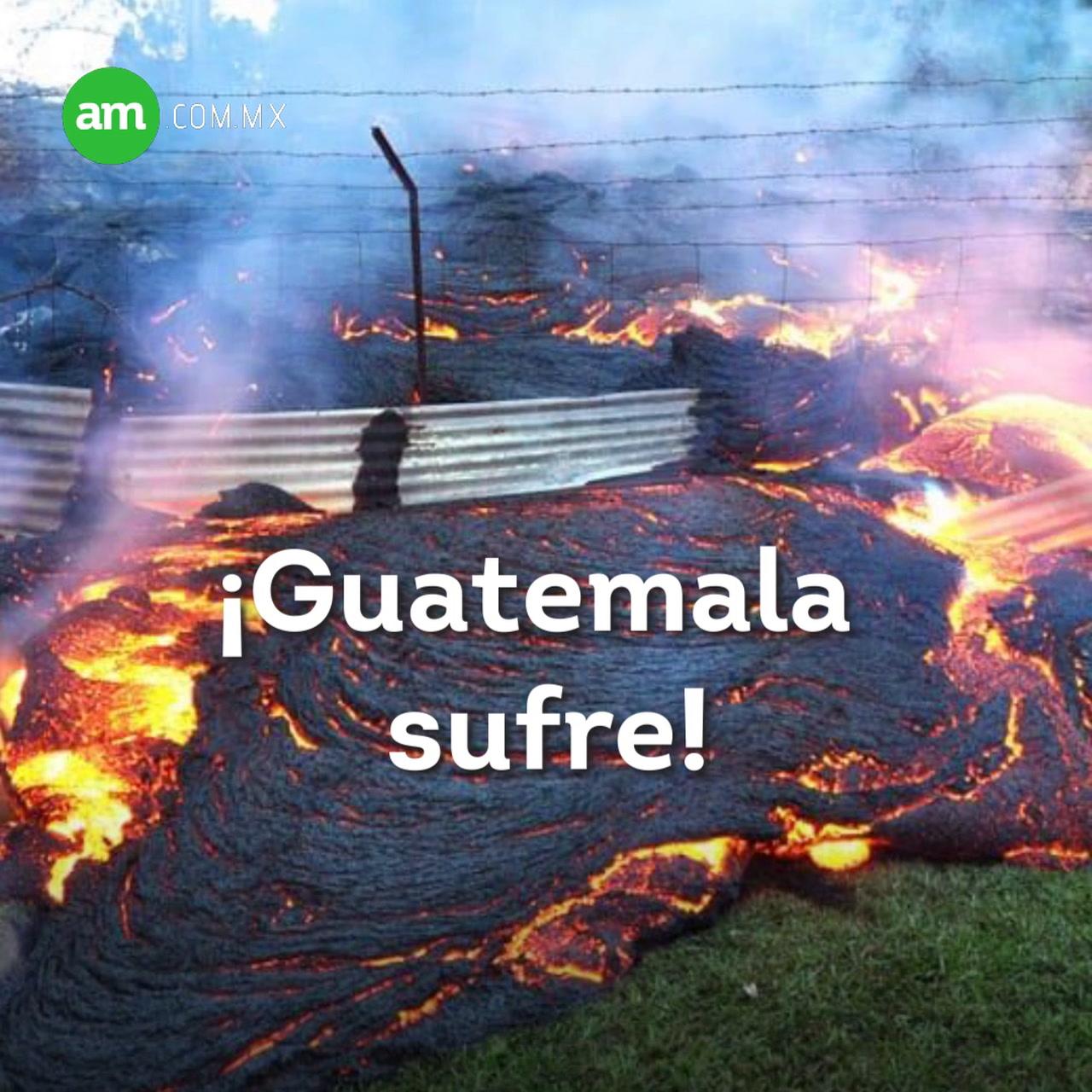 Alerta en Guatemala: decenas de muertos y 1.7 millones de afectados