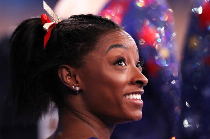 Simone Biles thanks fans for 'love and support' after Olympic withdrawal