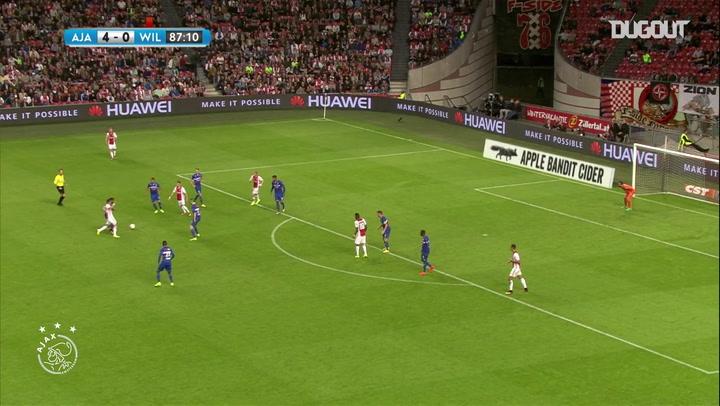 Abdelhak Nouri'nin Ajax'taki En İyi Anları