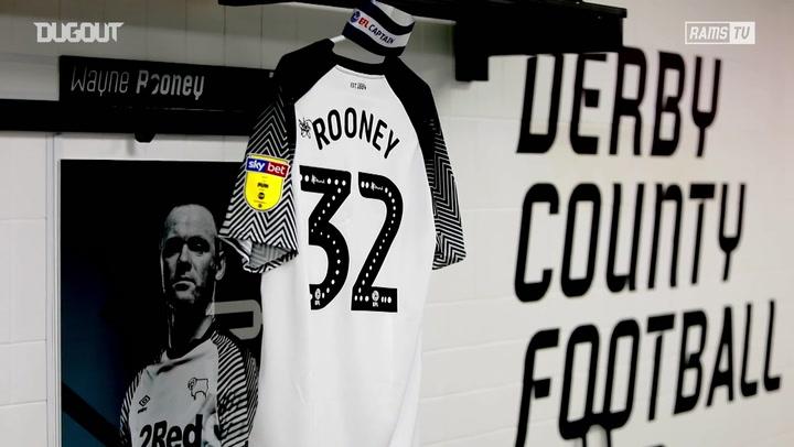 Melhores momentos de Rooney no Derby County