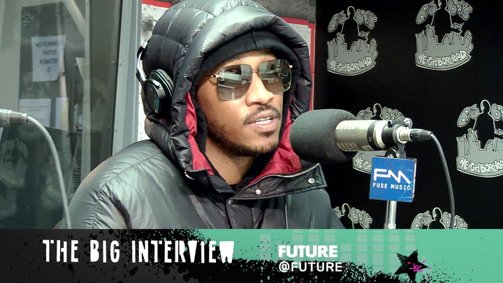 Future On His Image And Sacrifices