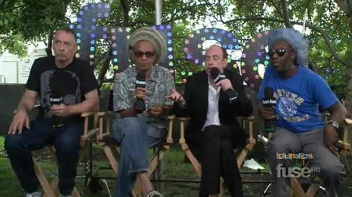 Festivals:Lollapalooza: The World Finally Catches Up With Big Audio Dynamite - Lollapalooza 2011