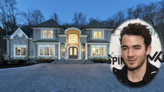 Kevin Jonas Relists This $2.48M New Jersey Mansion He Built