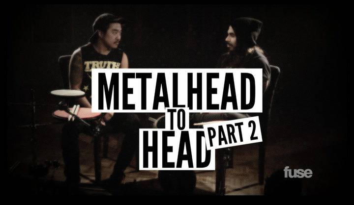 We Came As Romans' Eric Choi and Suicide Silence's Alex Lopez Part 2