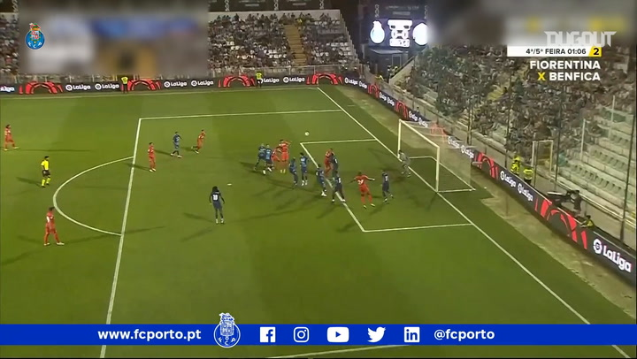Highlights: FC Porto 2-1 Getafe