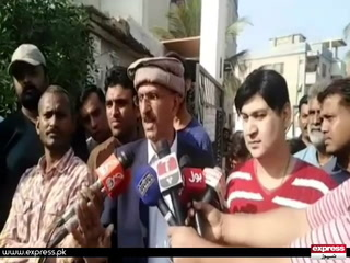 کراچی میں اغوا ہونے والی لڑکی دعا منگی گھر واپس پہنچ گئی