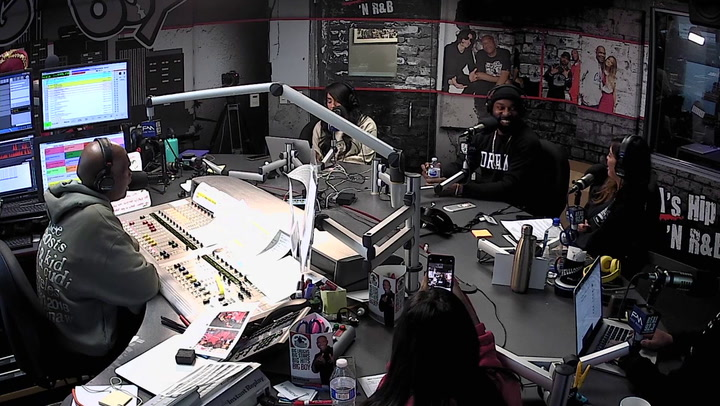 Baron Davis Talks New Show 'WTF Baron Davis'