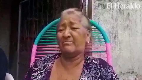 Madre del arquero Munguía llora amargamente su partida