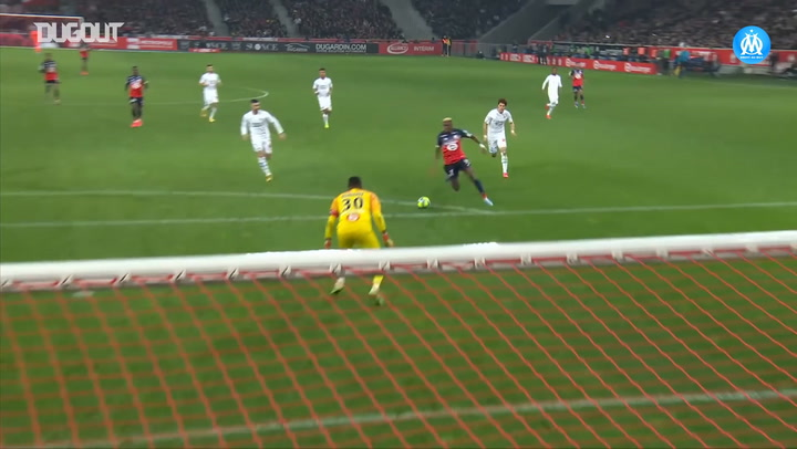 Marseille's great win at Lille