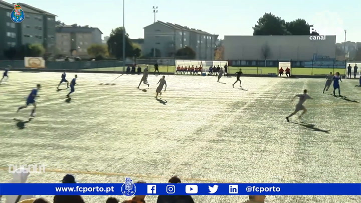 Highlights U17s: Padroense 1-3 FC Porto