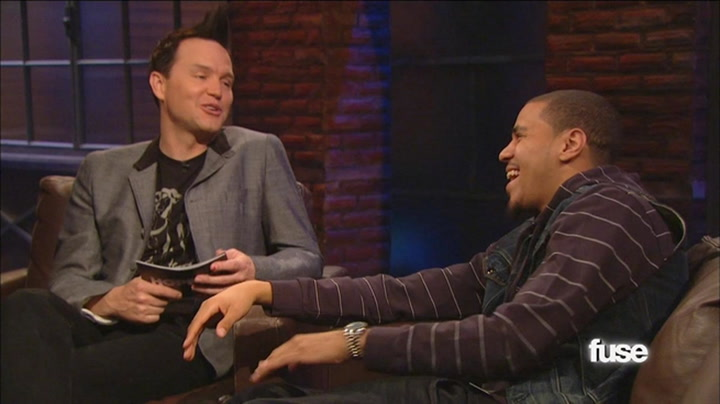 Shows: Hoppus on Music:Why Does J. Cole Hate Blink-182?