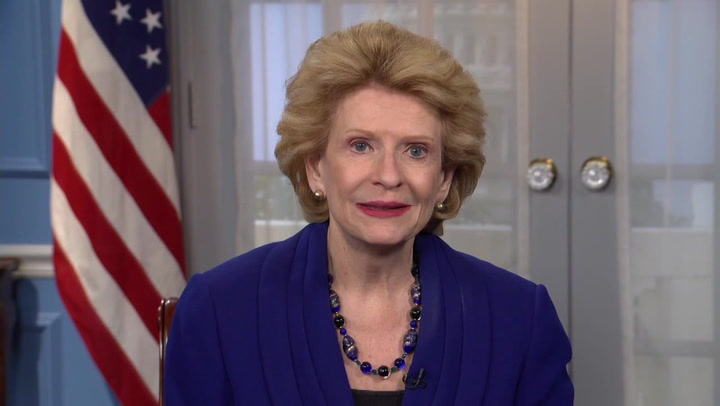 Stabenow: Trump's Budget 'Betrays' Families and Seniors