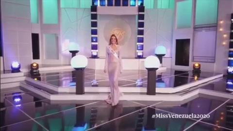 Mariangel Villasmil es la nueva Miss Venezuela 2020