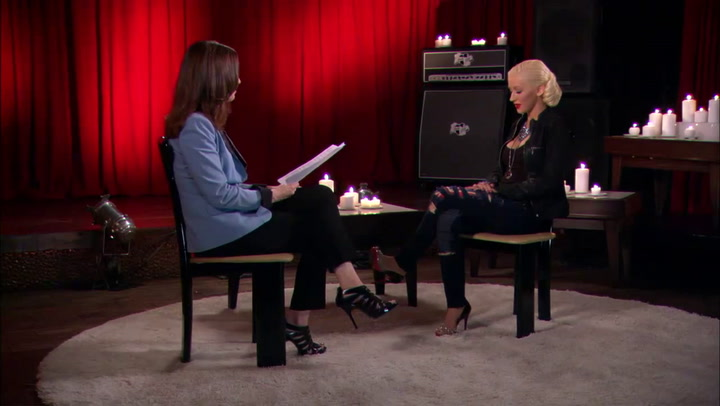 On The Record : Christina Aguilera - Part 3