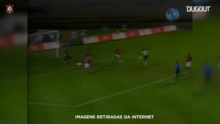 Edilson Capetinha's top five Corinthians goals