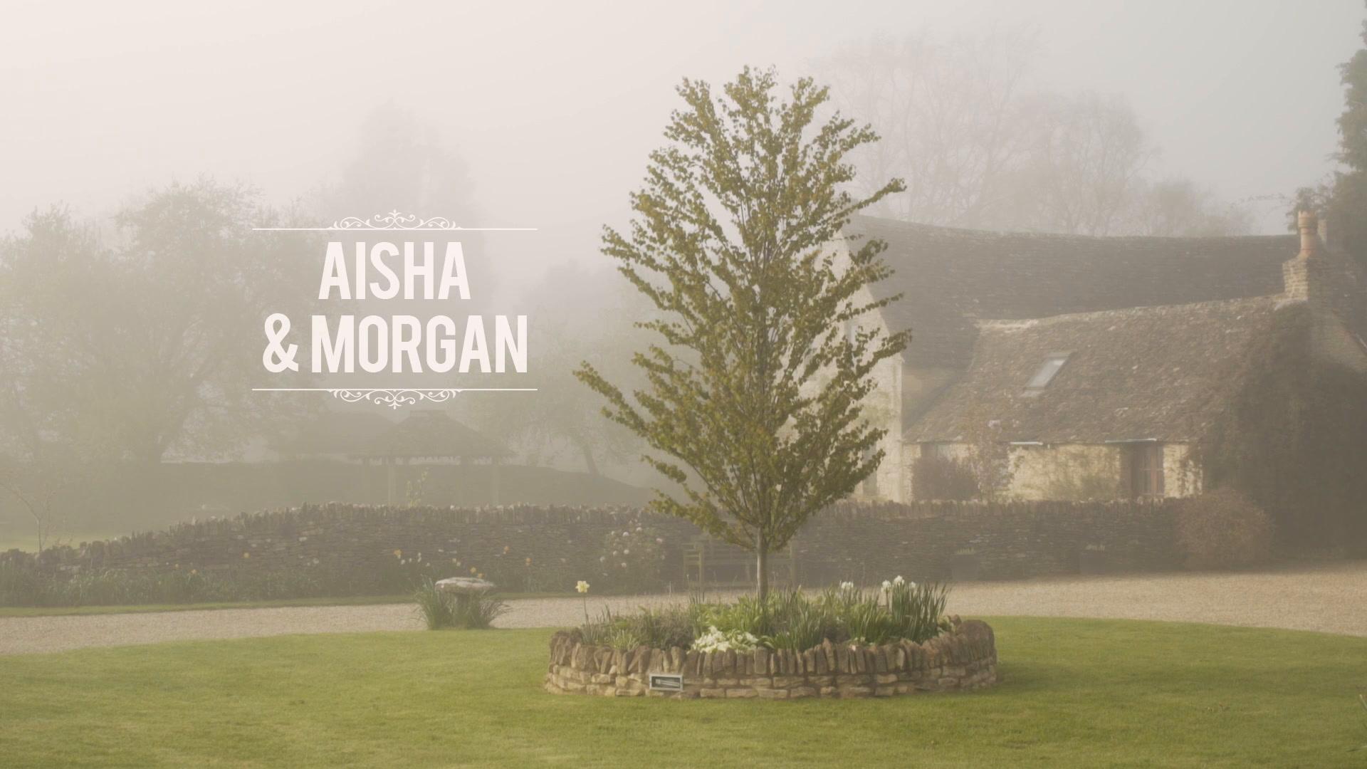 Aisha + Morgan | Tetbury, United Kingdom | The great Tythe Barn