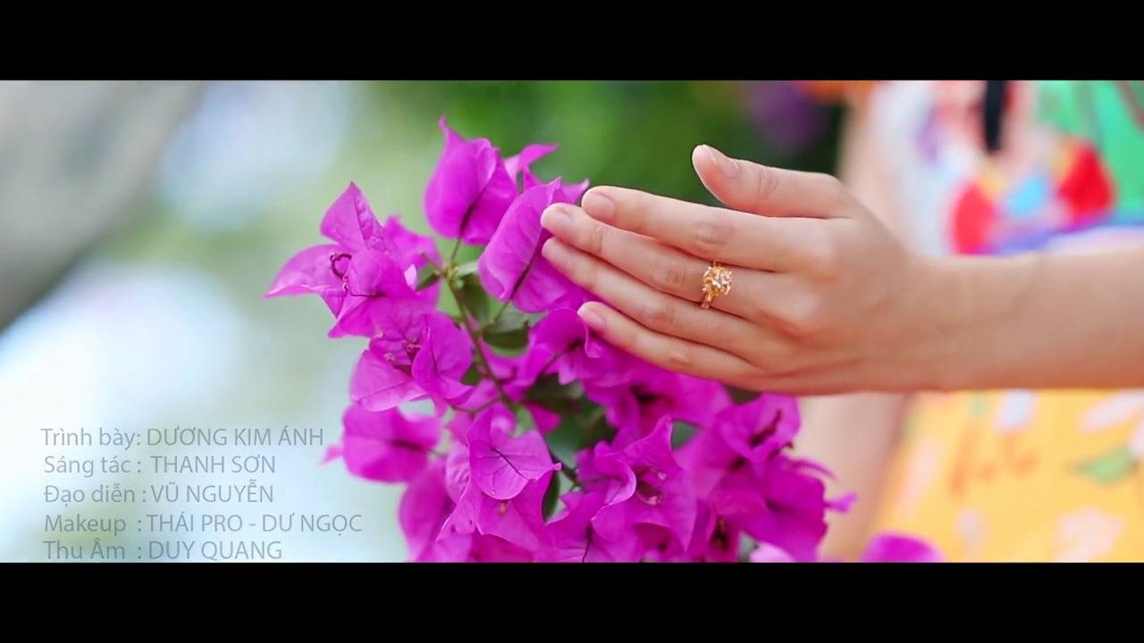 Hoa Tím Người Xưa - Dương Kim ÁNh - Music Video - Mv Hd