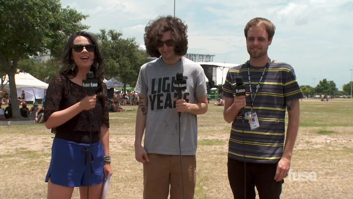 Interviews: Real Friends at Warped Tour 2014