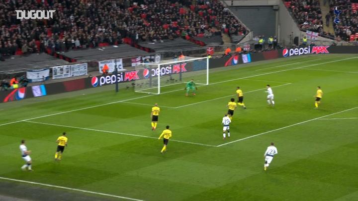 Tottenham Hotspur's best Champions League knockout stage goals
